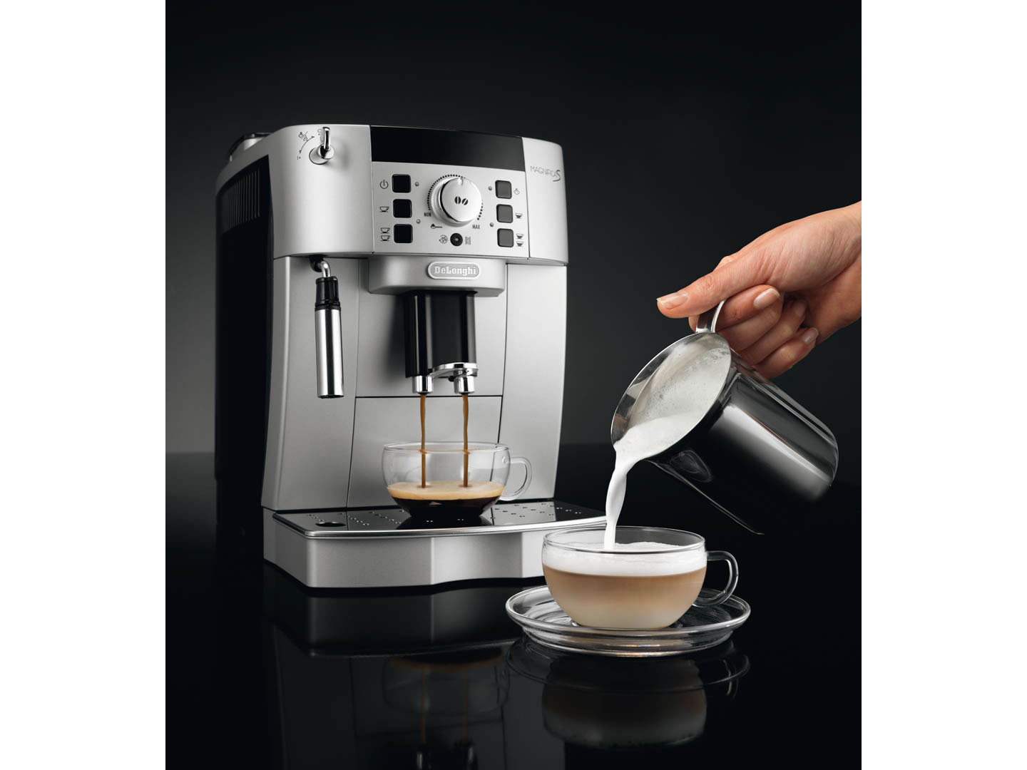 Delonghi Magnifica S Ecam22110sb Espresso Resource