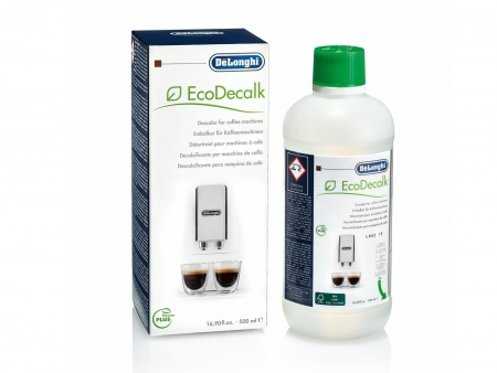 DeLonghi EcoDecalk Coffee and Espresso Machine Descaling Liquid-500ml