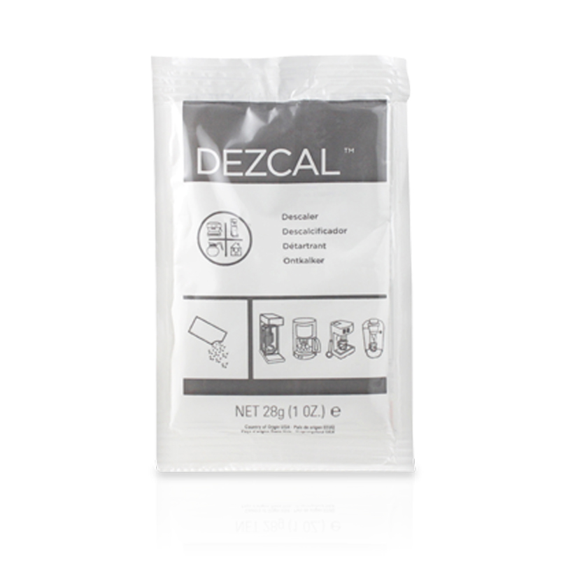 Dezcal Coffee and Espresso Machine Descaling Powder