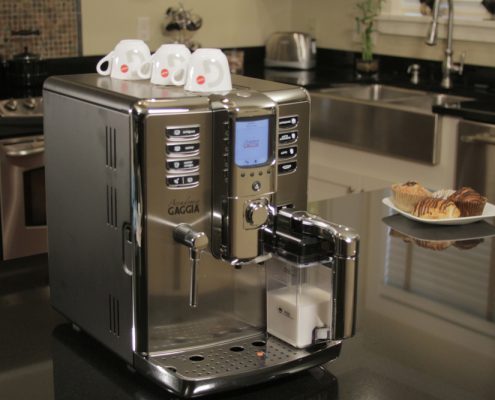 Accademia by Gaggia